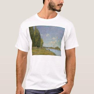 Alfred Sisley | die Seine bei Billancourt T-Shirt