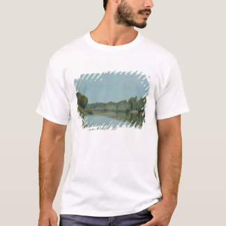 Alfred Sisley | die Seine bei Bougival T-Shirt