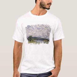 Alfred Sisley | die Seine bei Suresnes T-Shirt