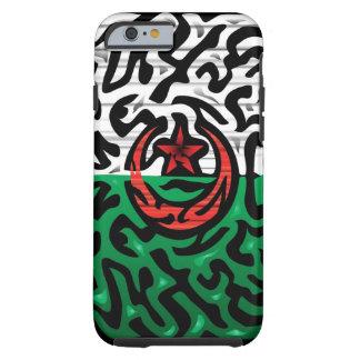 Algerien abstrakt tough iPhone 6 hülle