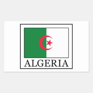 Algerien-Aufkleber Rechteckiger Aufkleber