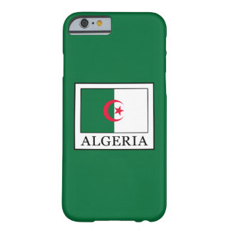 Algerien Barely There iPhone 6 Hülle