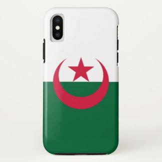 Algerien-Flagge iPhone X Hülle