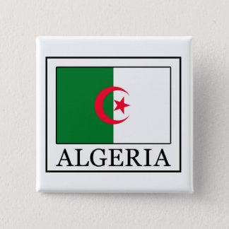Algerien-Knopf Quadratischer Button 5,1 Cm