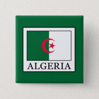 Algerien Quadratischer Button 5,1 Cm