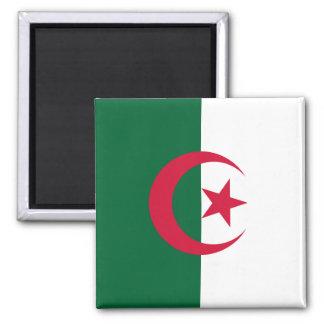 Algerien Quadratischer Magnet