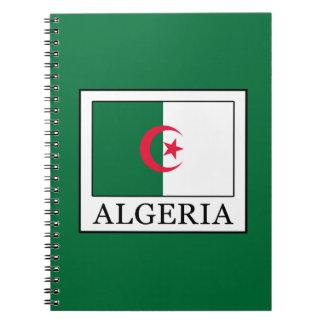 Algerien Spiral Notizblock