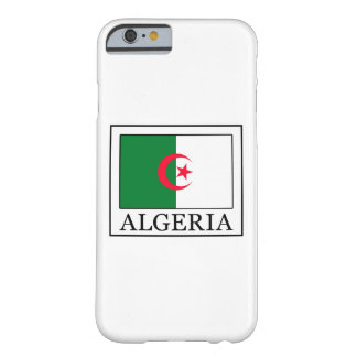 Algerien-Telefonkasten Barely There iPhone 6 Hülle