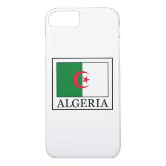 Algerien-Telefonkasten iPhone 8/7 Hülle