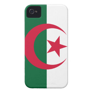 Algerische Flagge iPhone 4 Hüllen
