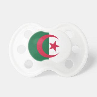 Algerische Flagge Schnuller