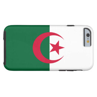 Algerische Flagge Tough iPhone 6 Hülle