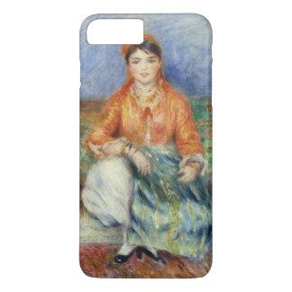 Algerisches Mädchen durch Pierre-Auguste Renoir iPhone 8 Plus/7 Plus Hülle