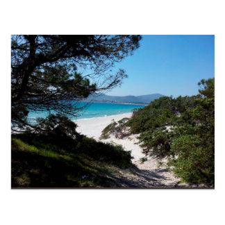 Alghero, Sardinien - Postkarte