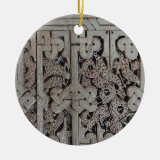 Alhambra-Wand-Fliese #8 Keramik Ornament
