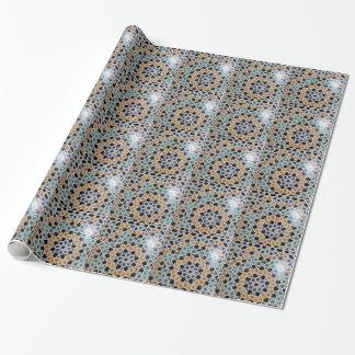 Alhambra-Wand-Fliese #9 Geschenkpapier