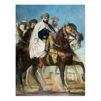 Ali Ben Ahmed, der letzte Kalif von Constantine Postkarte