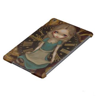 """""""Alice im Uhrwerk"""" iPad Air ケース iPad Air Hülle"""