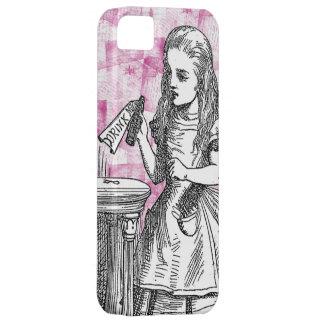 Alice im Wunderland-Case-Mate-Fall iPhone 5 Hülle