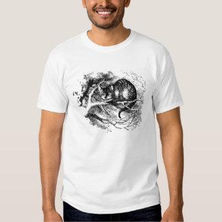 Alice im Wunderland-Cheshire-Katze (groß) Tshirt