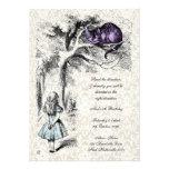 Alice im Wunderland-Cheshire-Tee-Party-Geburtstag