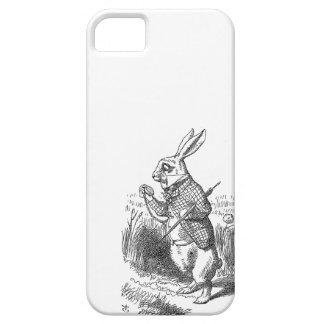 Alice im Wunderland das weiße Kaninchen Vintag iPhone 5 Cover