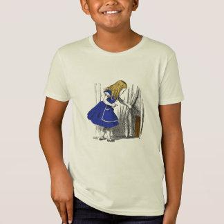 Alice im Wunderland - die kleine Tür T-Shirt