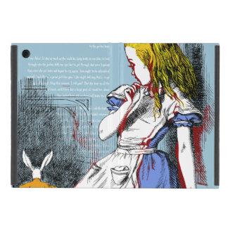 Alice im Wunderland iPad Mini Schutzhüllen