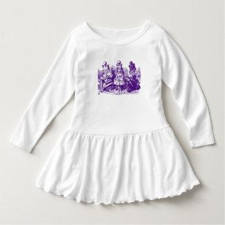 Alice im Wunderland-König u. Königin Kleid
