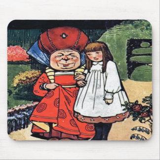 Alice im Wunderland Mousepad