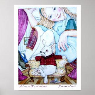 Alice im Wunderland, Poster