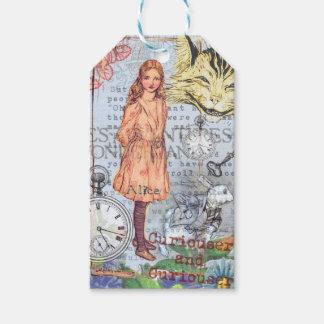 Alice im Wunderland Rackham Geschenkanhänger
