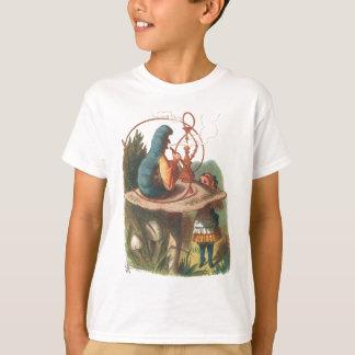 Alice im Wunderland-Raupe T-Shirt