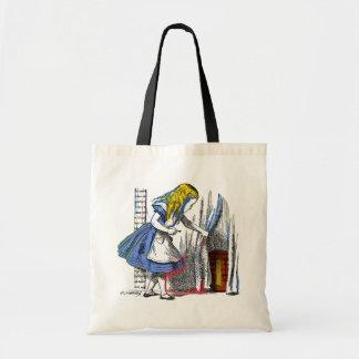 Alice im Wunderland-Taschen-Tasche