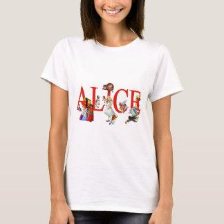 Alice im Wunderland und Freunde T-Shirt