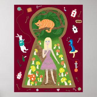 Alice (Märchen-Mode-Reihe #4) Poster