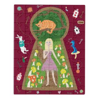 Alice (Märchen-Mode-Reihe 4) Puzzle