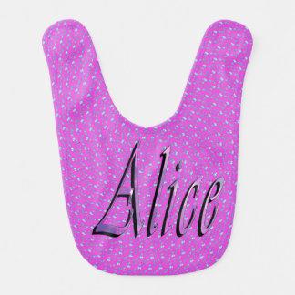 Alice, Name, Logo, _ Lätzchen