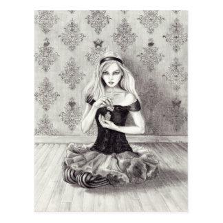 Alice - Postkarte