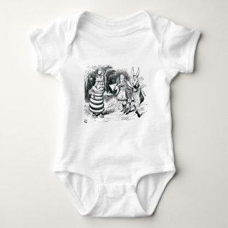Alice u. der Bote Baby Strampler