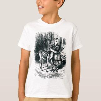 Alice u. die Kitz-Vorlage T-Shirt