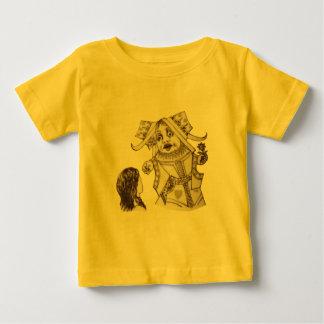 Alice u. die Königin durch Lewis Baby T-shirt