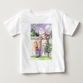 Alice u. Humpty Farbe Baby T-shirt