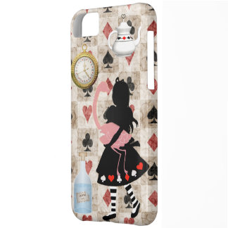 Alice u. rosa Flamingo iPhone 5 Fall iPhone 5C Hülle