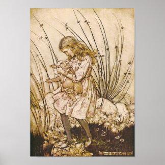 Alice und das Schwein-Baby 1 Poster