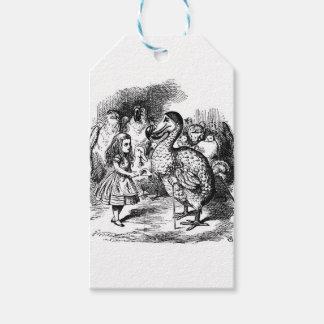 Alice und der Dodo Geschenkanhänger