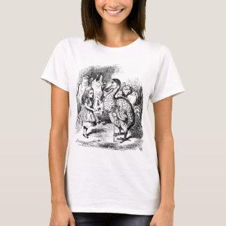 Alice und der Dodo T-Shirt
