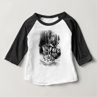 Alice und ein Kitz Baby T-shirt