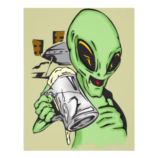 Alien-Ale Flyer