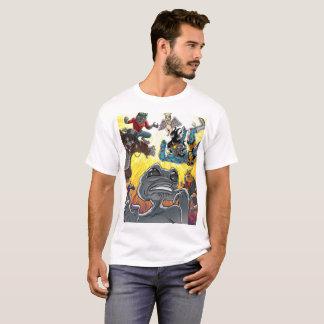 Alien-Angriffs-Shirt T-Shirt